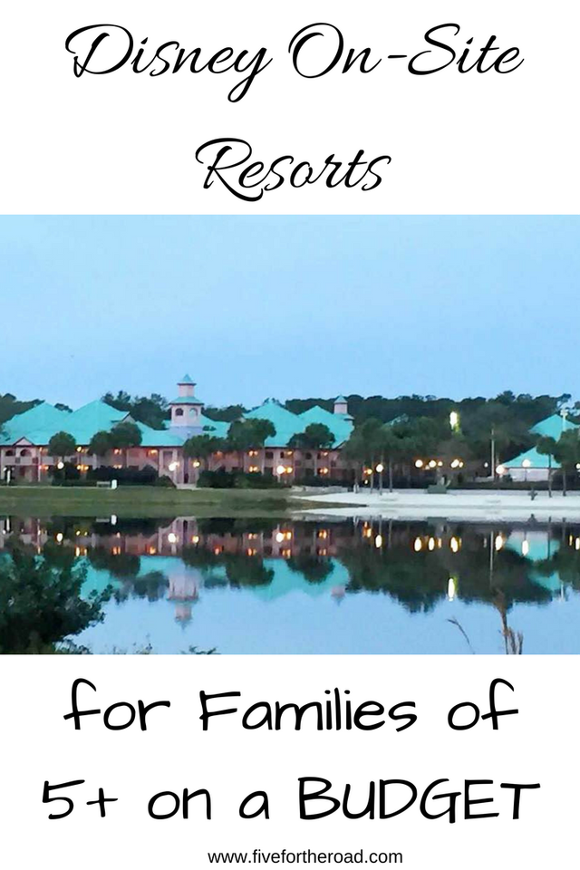 Best vacation deals for large families