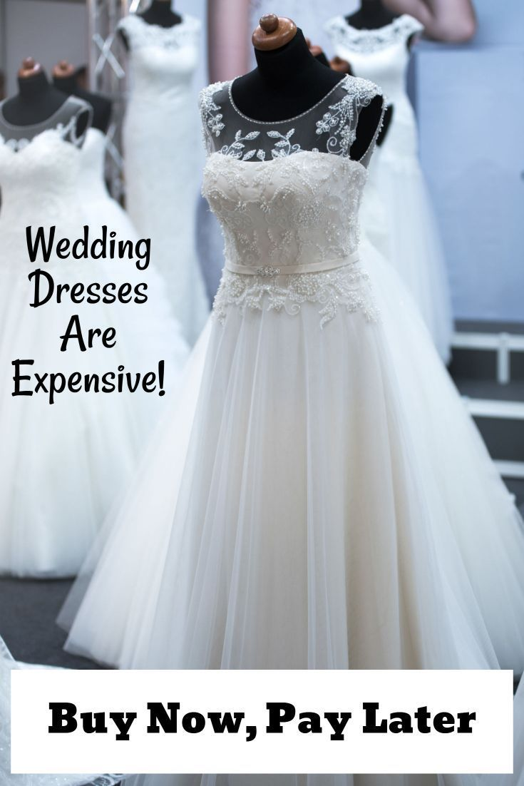 Buy A Wedding Dress Now, Pay For It Later With Deferred Billing Options