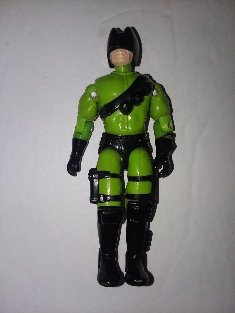 Cobra HEAT VIPER GI Joe 3 75