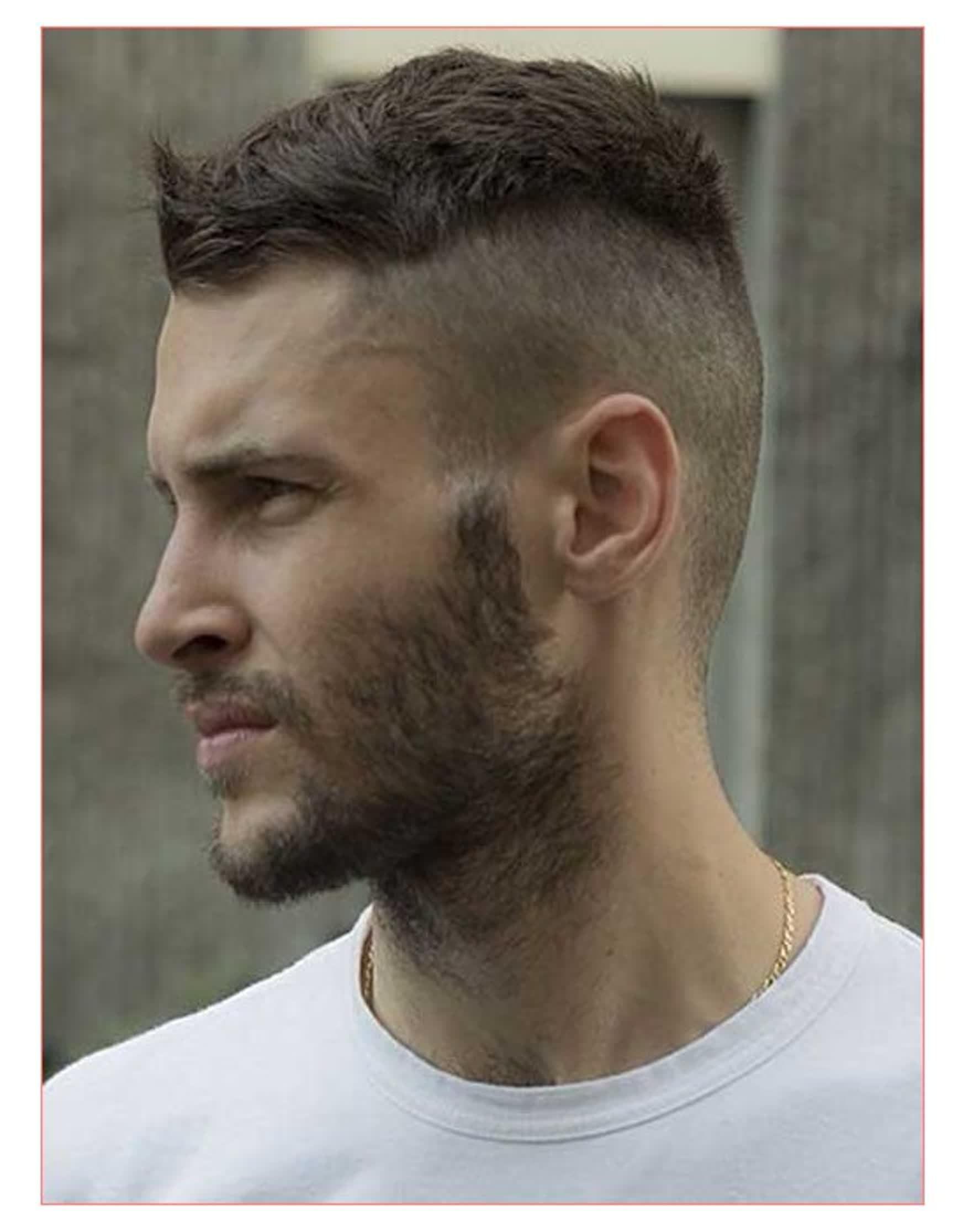 Manner Frisuren Mit Geheimratsecken 2021 In 2020 Frisuren 2014 Manner Haarschnitt Kurz Manner Frisur Kurz