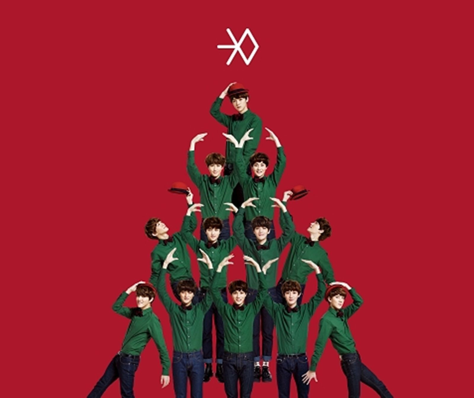 Exo Christmas Album Cover.Pin On Exo