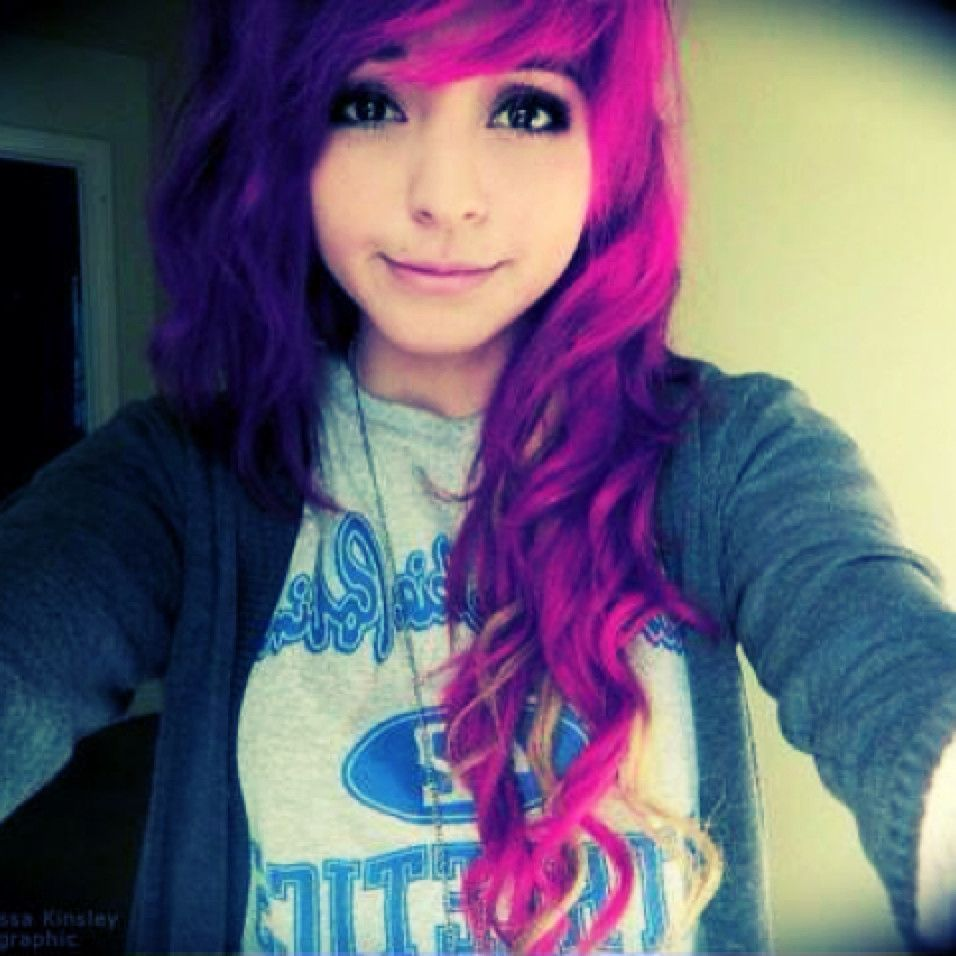 Cute colorful hairstyles tumblr google search hairdos makeup