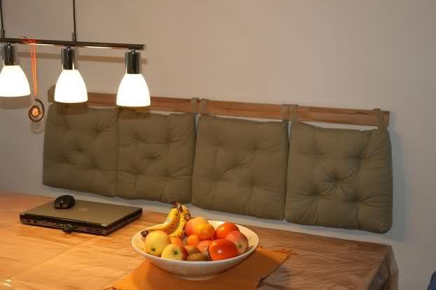 die besten 25 esstisch bank mit lehne ideen auf pinterest k chenstuhl auflagen bank mit. Black Bedroom Furniture Sets. Home Design Ideas