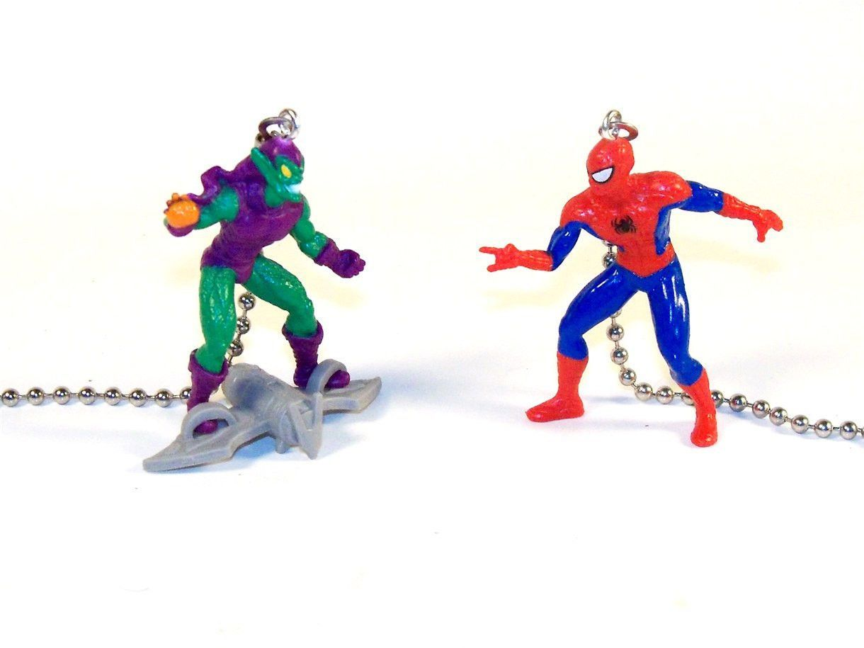 Spiderman green goblin ceiling fan light pull chain products for spiderman green goblin ceiling fan light pull chain aloadofball Gallery