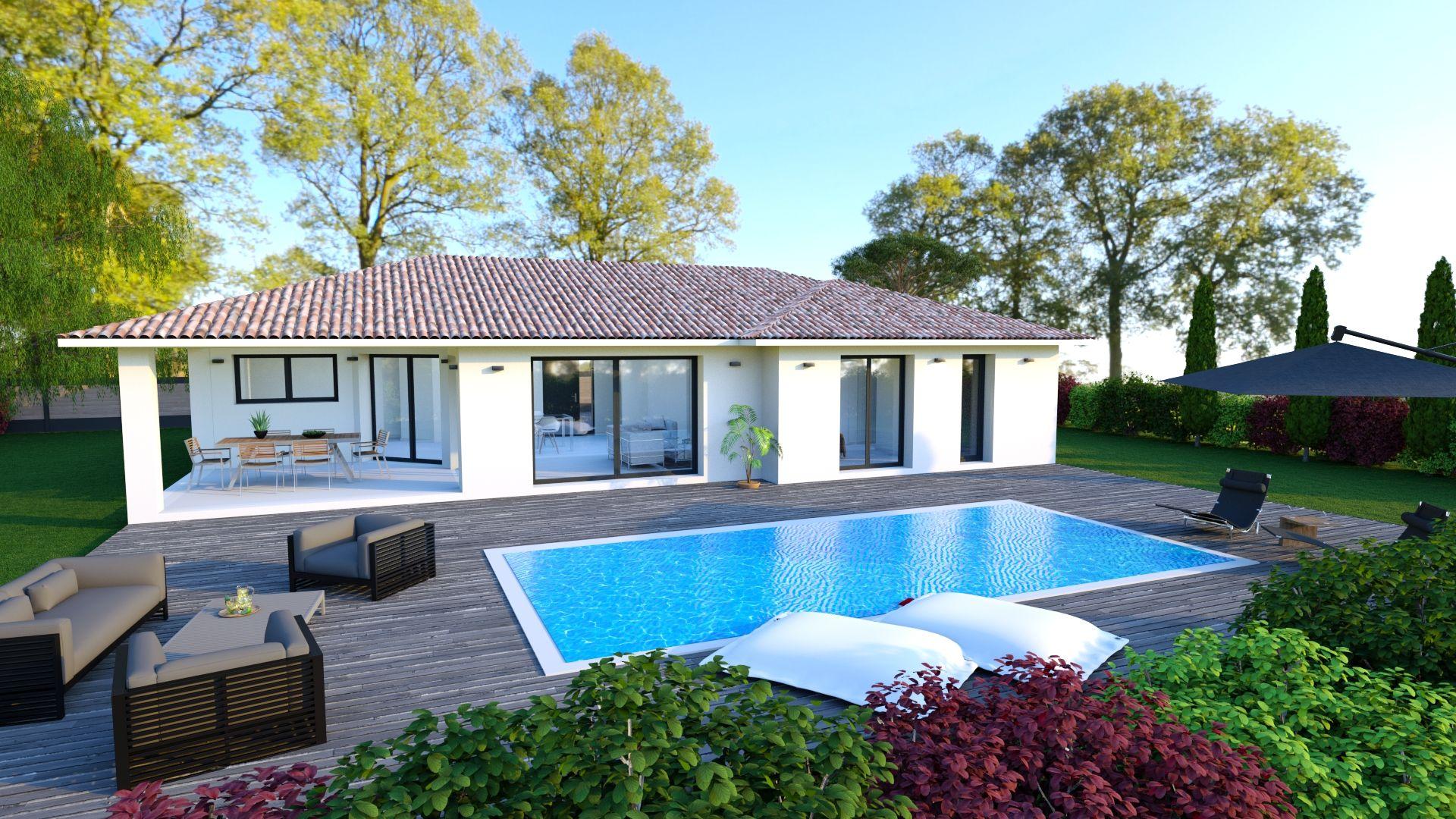 Accueil - Clairlande, Constructeur maison contemporaine | Constructeur maison, Construction ...