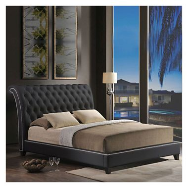 Buy Baxton Studio Jazmin Upholstered Bed At Jcpenney Com Today And