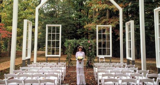 Jason Mraz Marries Christina Carano In Woodland Ceremony Missopen Open Air Wedding Virginia Wedding Venues Outdoor Wedding