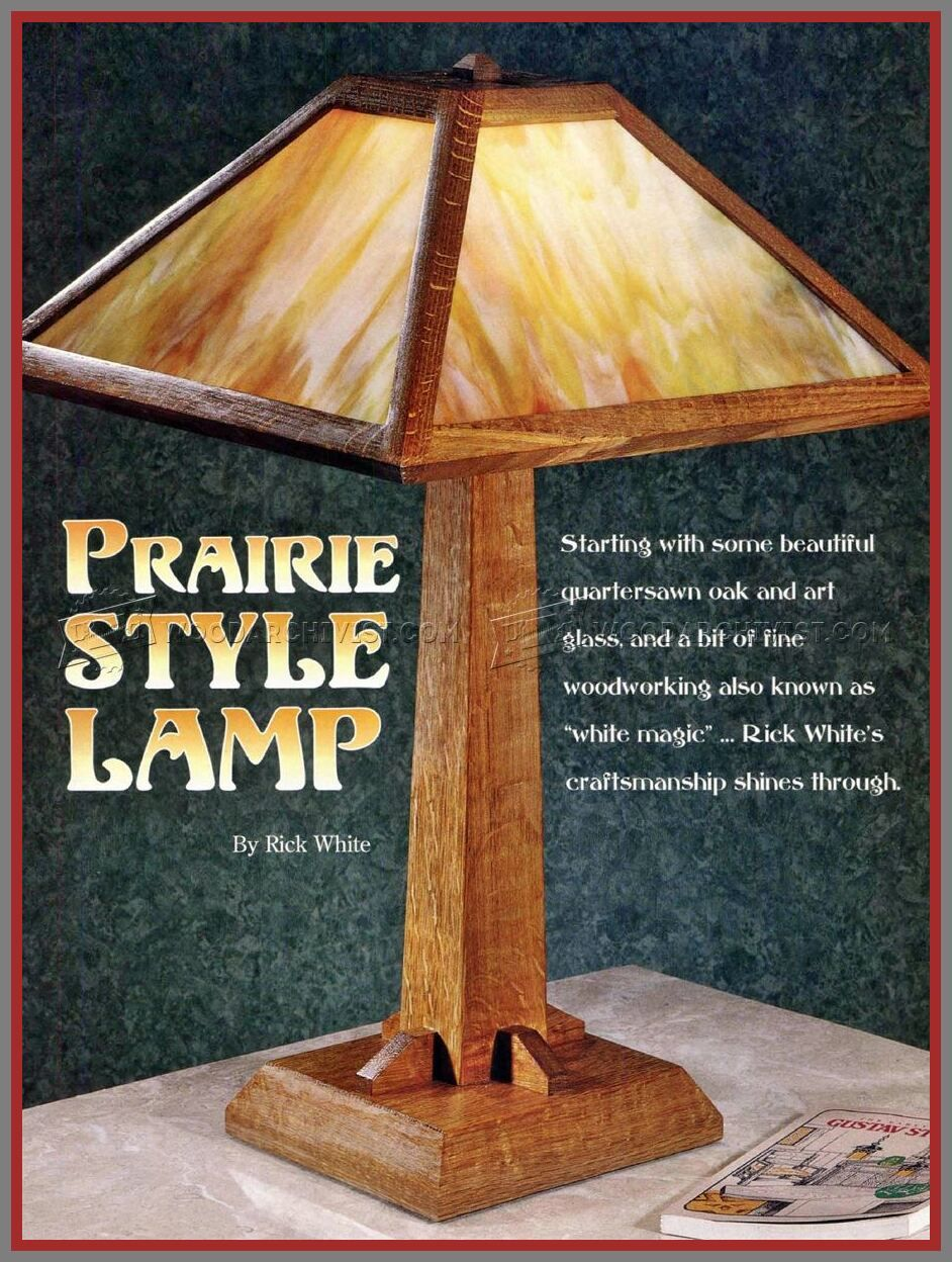 111 Reference Of Desk Lamp Woodworking Plans In 2020 Table Lamp Wood Craftsman Style Table Lamp Woodworking Plans