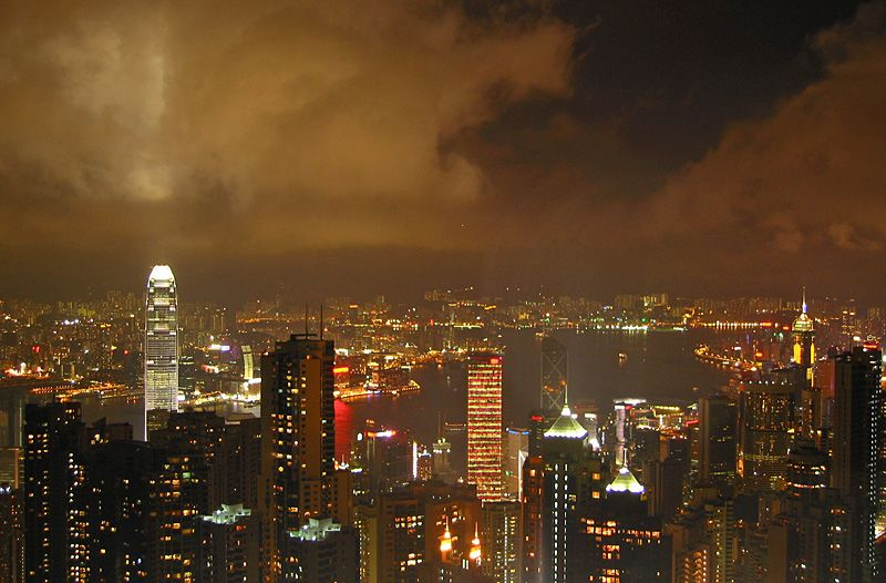 View - Hong Kong.