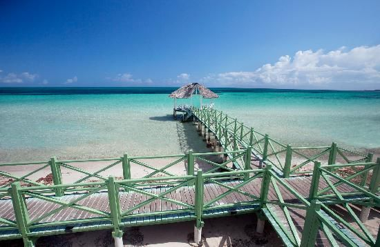 Memories Flamenco Beach Resort Cayo Coco Cuba comments on Trip Ad of too much coral on  beach