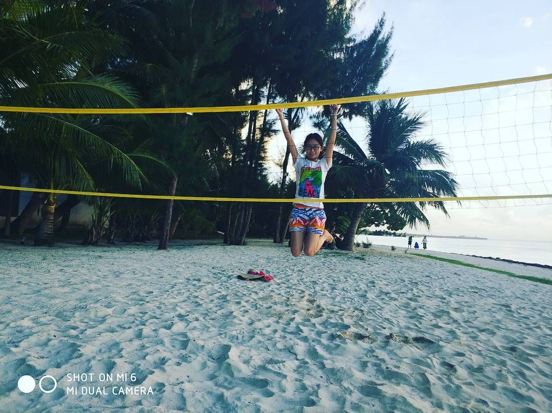 Beautiful Beach Jump Saipan Saipan Instagram Beach