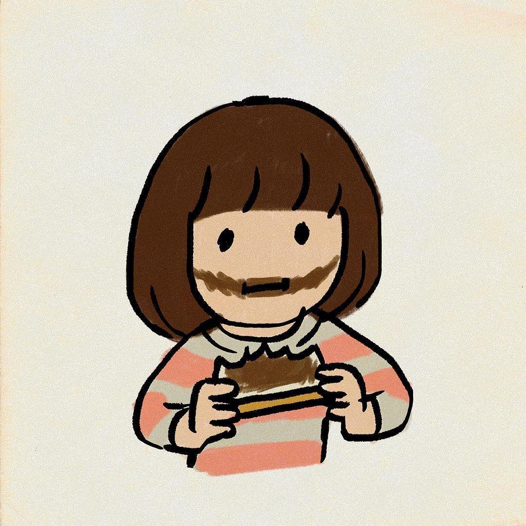 チョコパン #イラスト #procreate | my illustration | pinterest