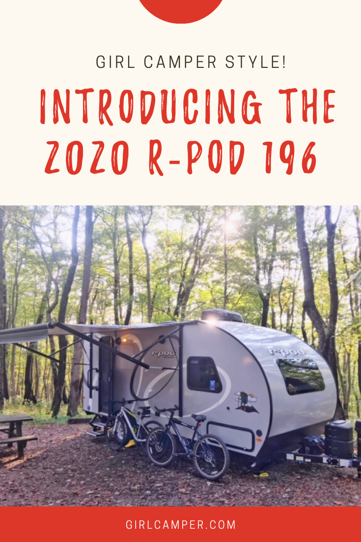 Introducing the 2020 r-pod 196...Girl Camper Style! - Girl Camper