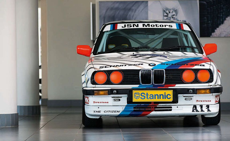 3 Decades Of Bmw Motorsport In South Africa Motorsport Bmw Africa