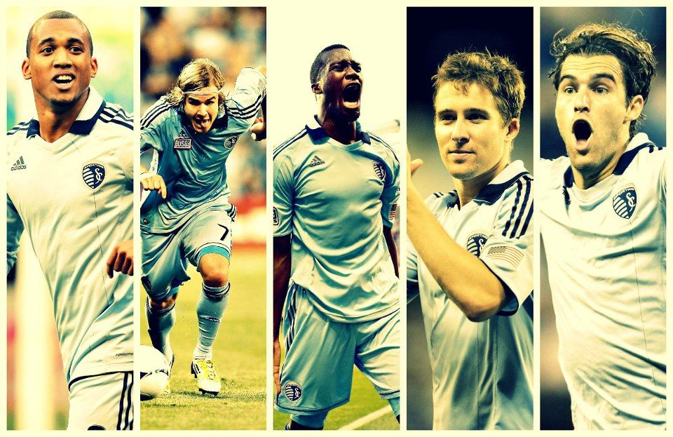 Image by Major League Soccer on Faces. Sporting kc