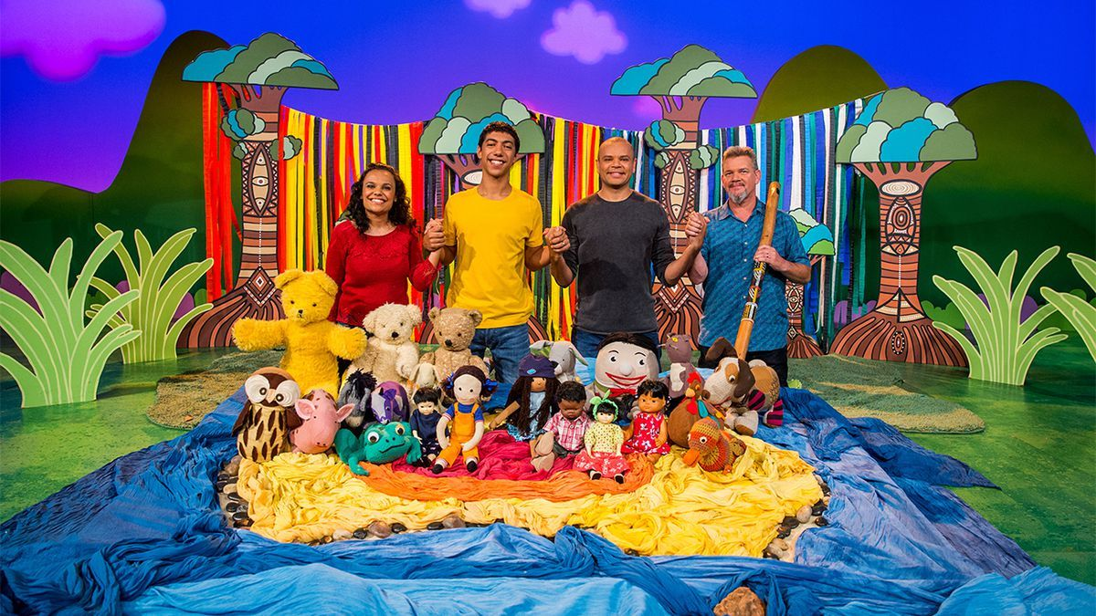Play School Acknowledgement Of Country Abc Iview Abc For Kids