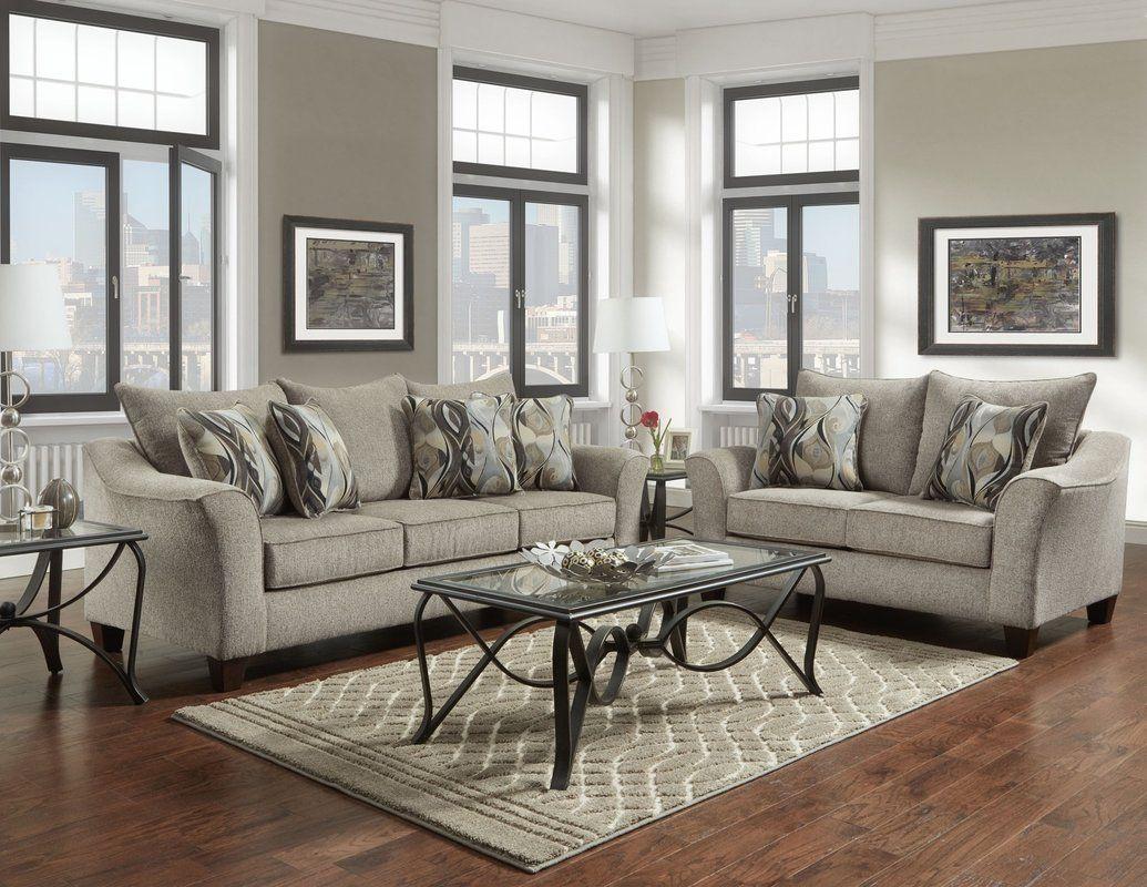 Cheap 2 Piece Living Room Sets Hdb Renovation Ideas Hartsock Set Small Space Design Pinterest