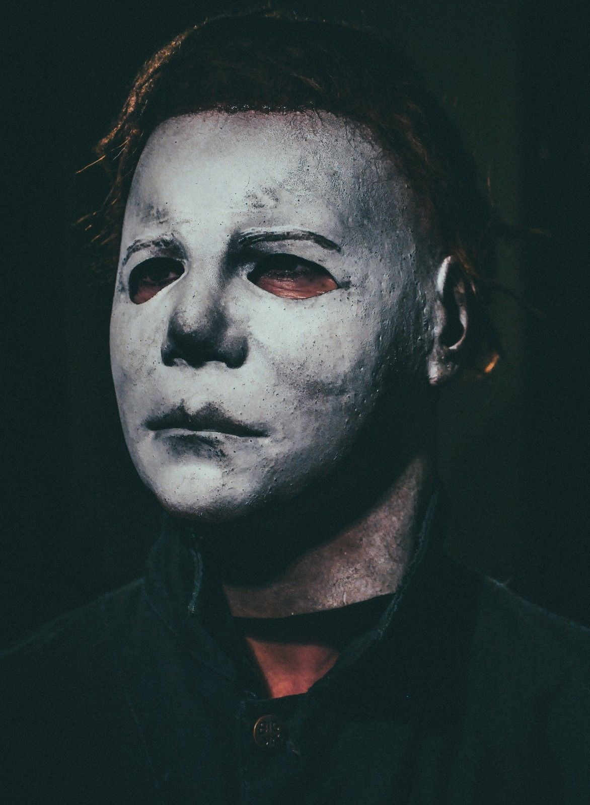 Details about NAG/AHG 98 PROTO MICHAEL MYERS MASK made by