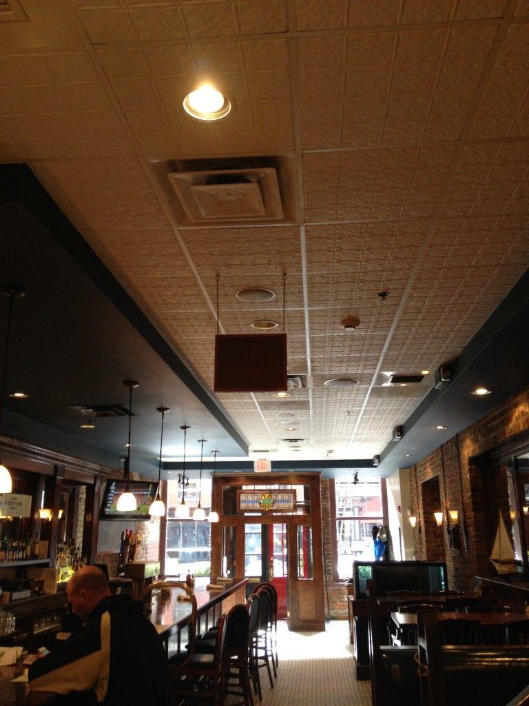 Road Trip   Restaurant Ceiling Tiles In Richmond, VA