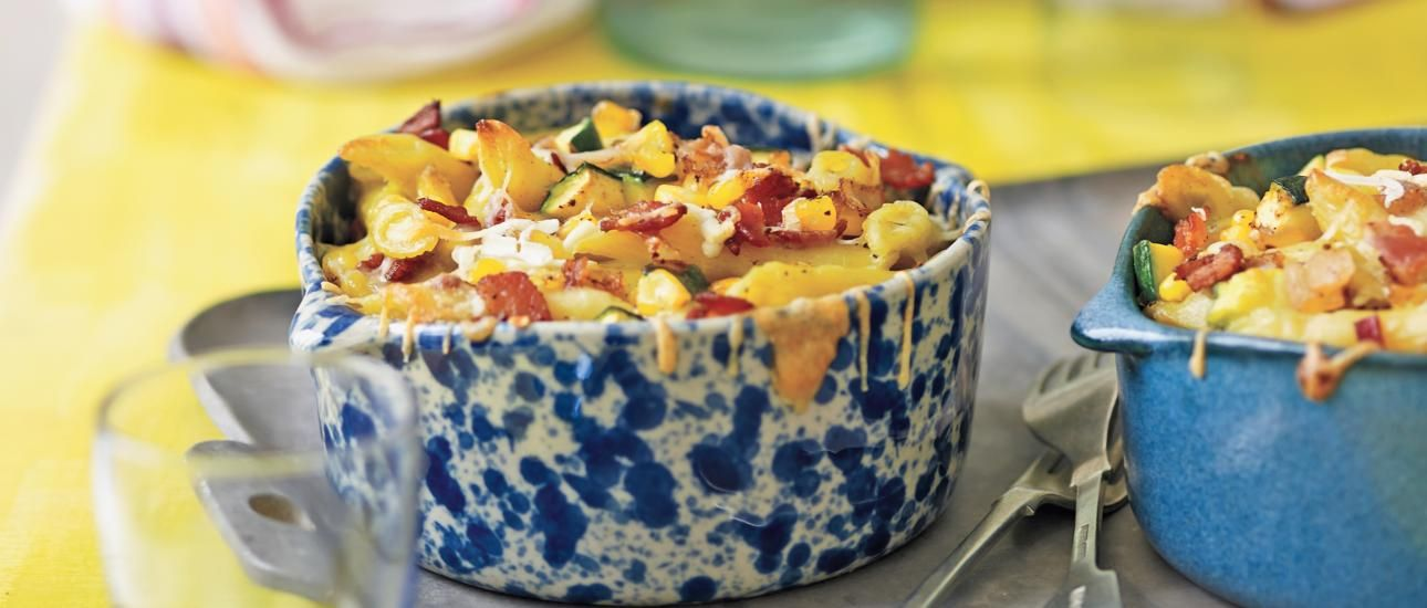 Chef Pati Jinich, the creator of this Creamy Mac 'n' Cheese Mexicano recipe and the author of the cookbook, Mexican Today, in which it's featured, says this is one of her secret weapons when it comes