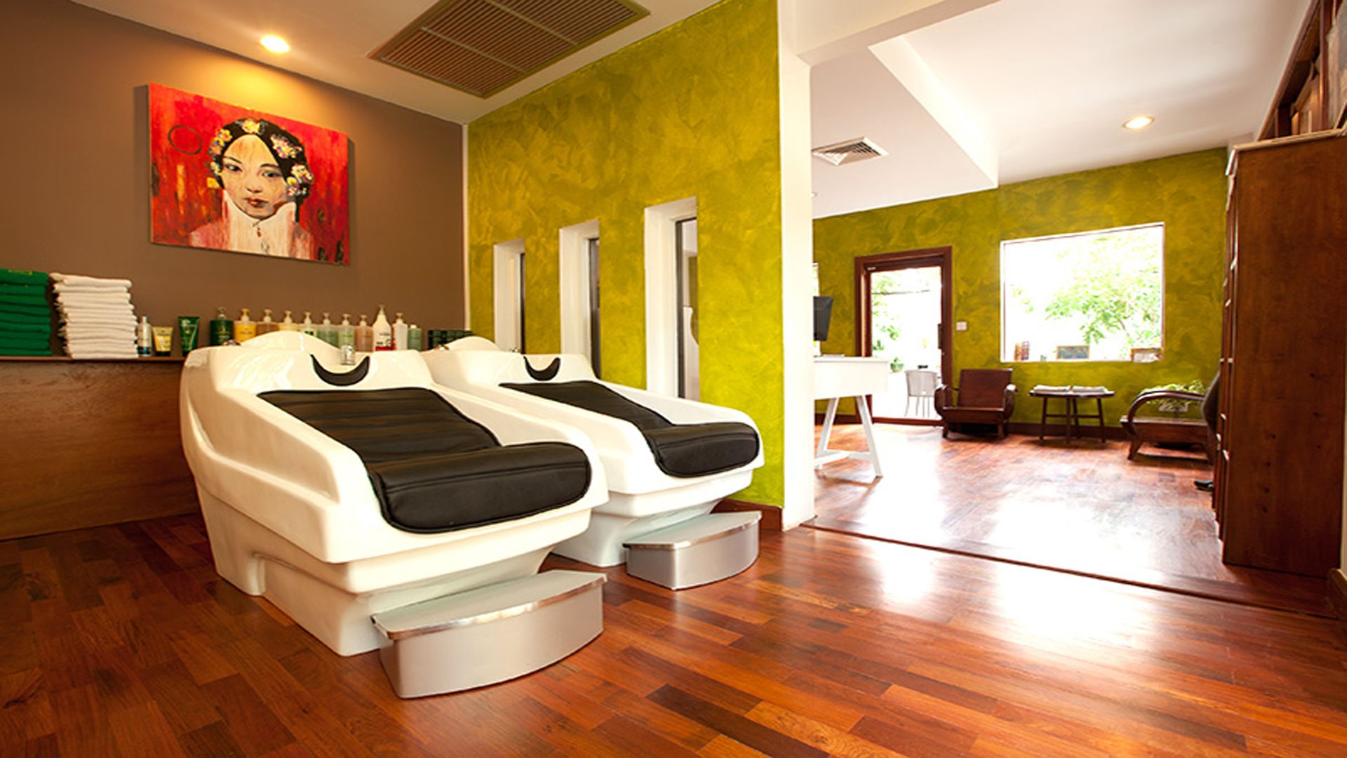 Prince D Angkor Hotel Spa L Atelier Coiffure Hotel Spa Luxury Rooms Hotel
