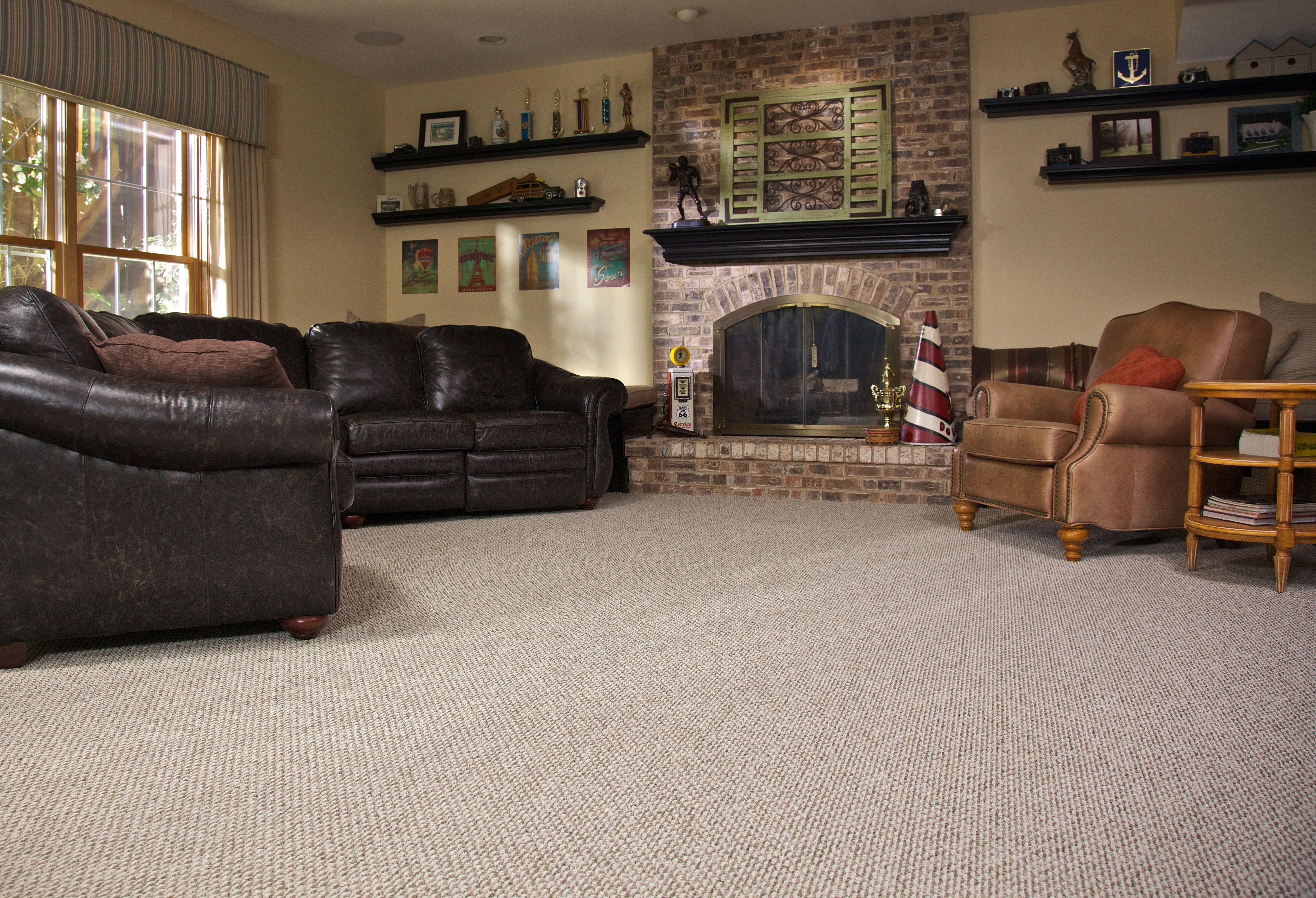 Pin by Empire Today on Comfy Living Rooms | Berber carpet ...