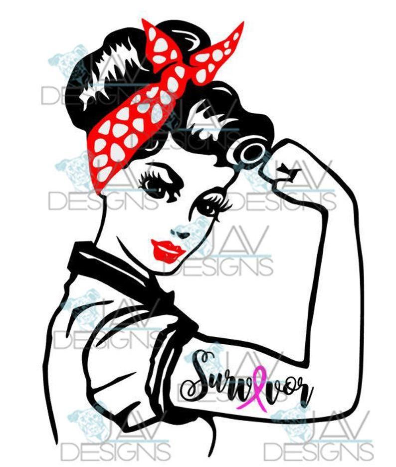 Rosie Svg C Faith Rosie The Riveter Png Bonus 4 Svg Armbands Etsy In 2021 Rosie The Riveter Rosie How To Draw Hands