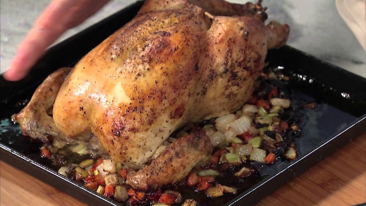 Breville Presents Simply Ming Roasted Chicken With