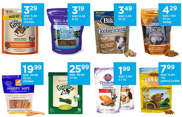 Petco Treat Me Thursday Dog Treat Deals Woof Woof Mama Dog Treats Petco Dog Food Recipes