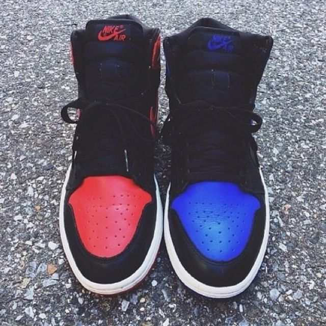 d20f423f2a6 Brand New never worn Air Jordan 1 Royals  amp  Breds. http