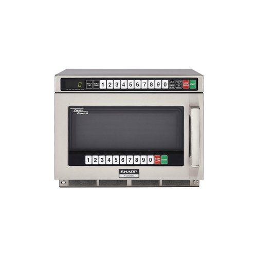 Sharp Heavy Duty Twin Touch Commercial Microwave 2200 Watt Microwave Commercial Cooking Oven Sale