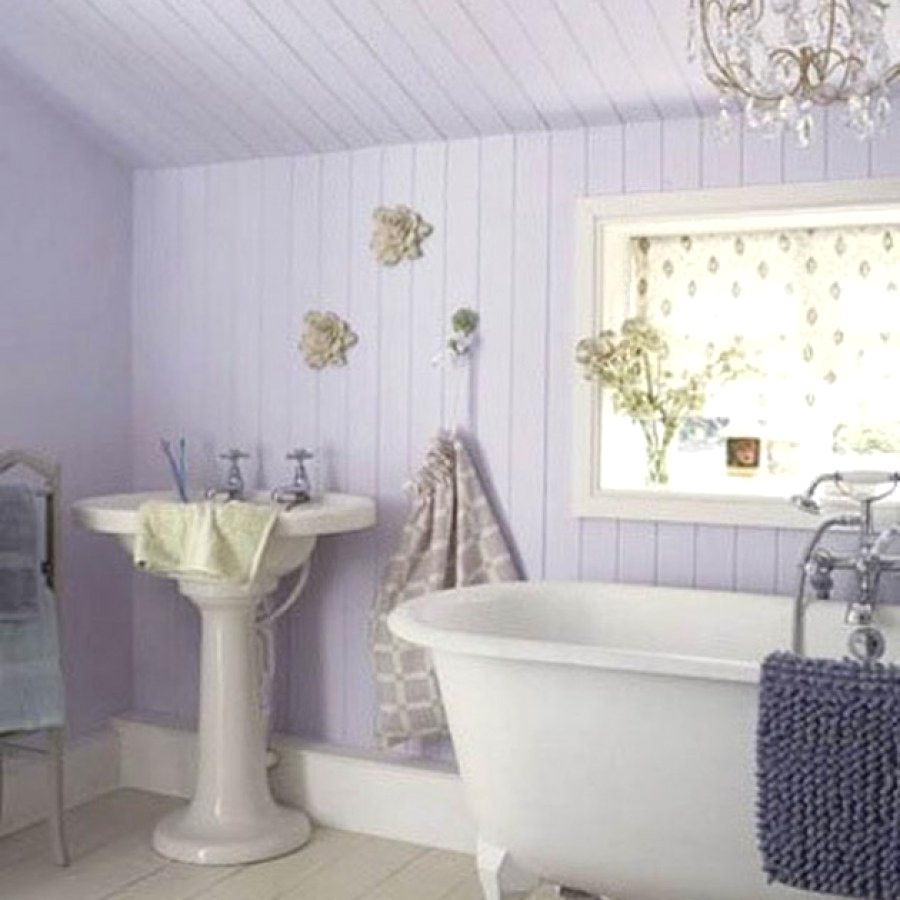 29 Awesome Shabby Chic Bathroom Decor Plans You Can Do Yourself For ...
