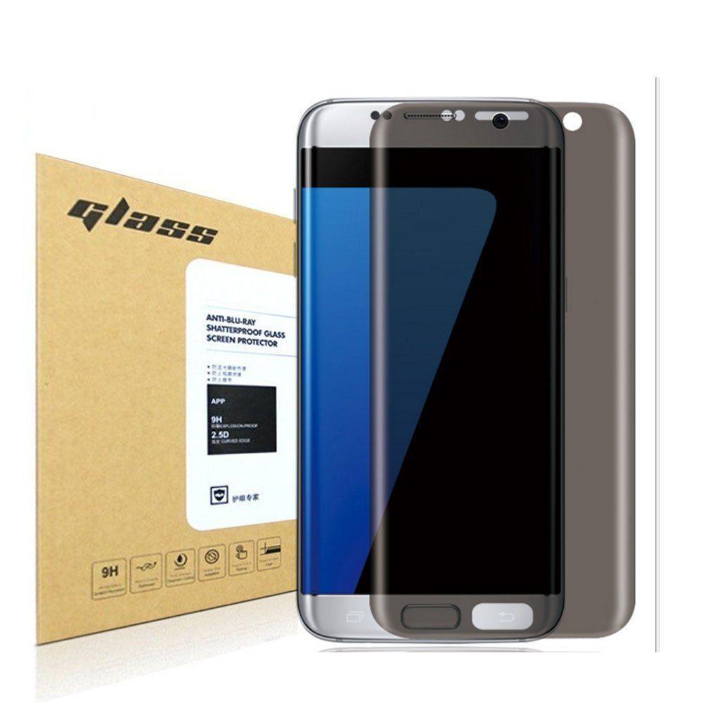 Samsung Galaxy S7 Edge Screen Protector Full Coverage Case