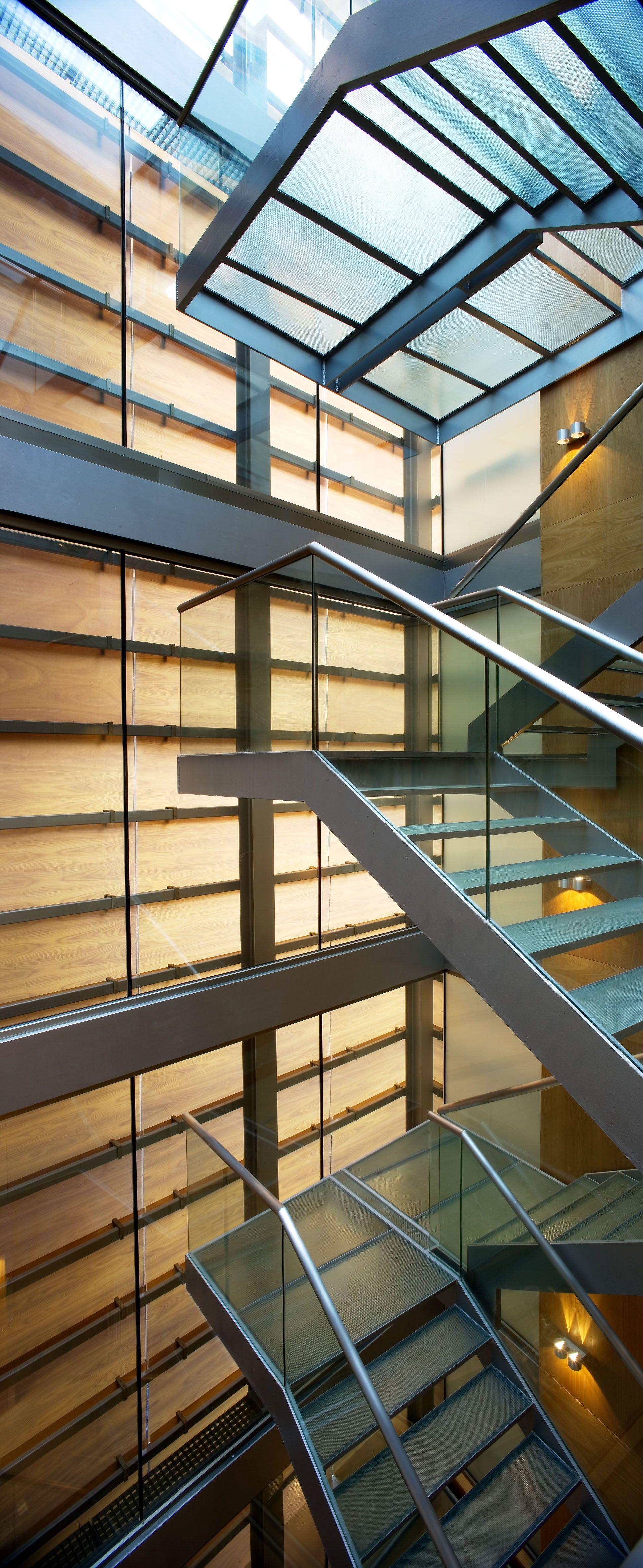 Project colegio de arquitectos gij n architect c sar ruiz - Arquitectos gijon ...