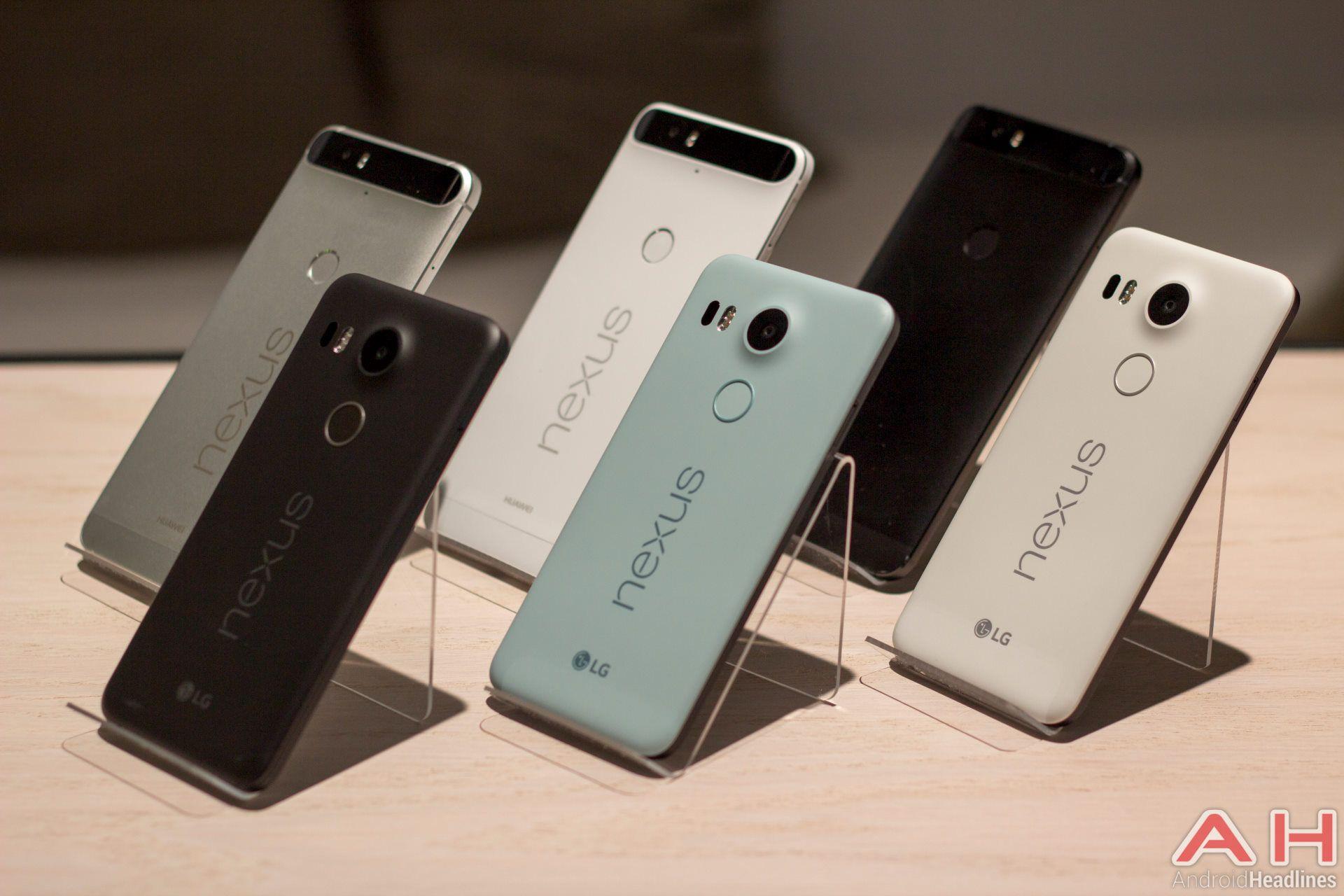 Google Says Nexus 5X/6P Use Faster SoftwareBased