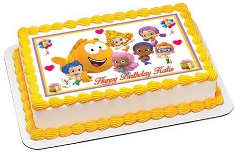 Nr2 Decor - Edible Cake Topper OR Cupcake Topper OCTONAUTS