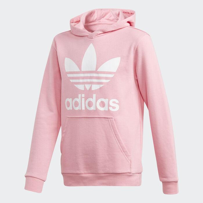 875f4b2892 Trefoil Hoodie in 2019 | Products | Adidas trefoil hoodie, Pink ...