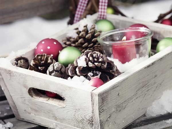 Glas mit weihnachtskugeln my blog - Weihnachtskugeln durchsichtig ...