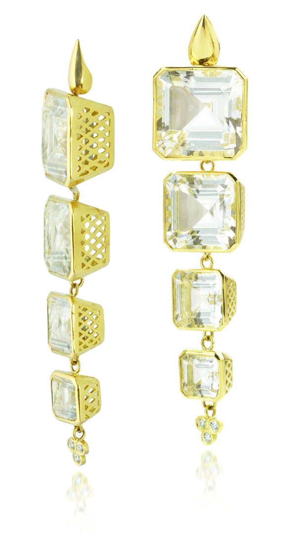 Ray Griffith Earrings | Jewelry's Shining Stars ...