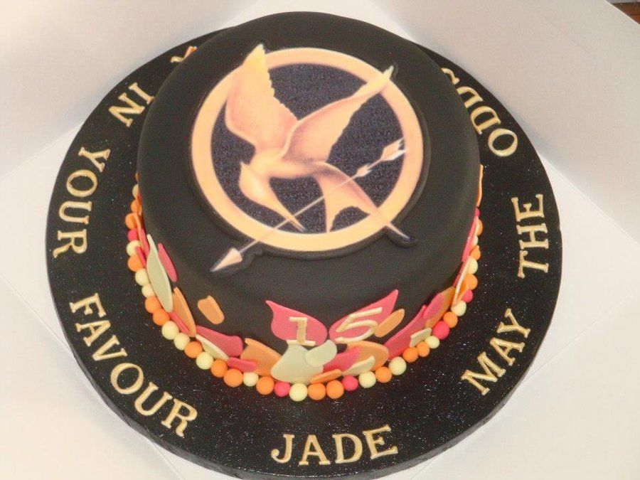 Cup Cakes The Hunger Games Photo 31849011 Fanpop Fanclubs More At