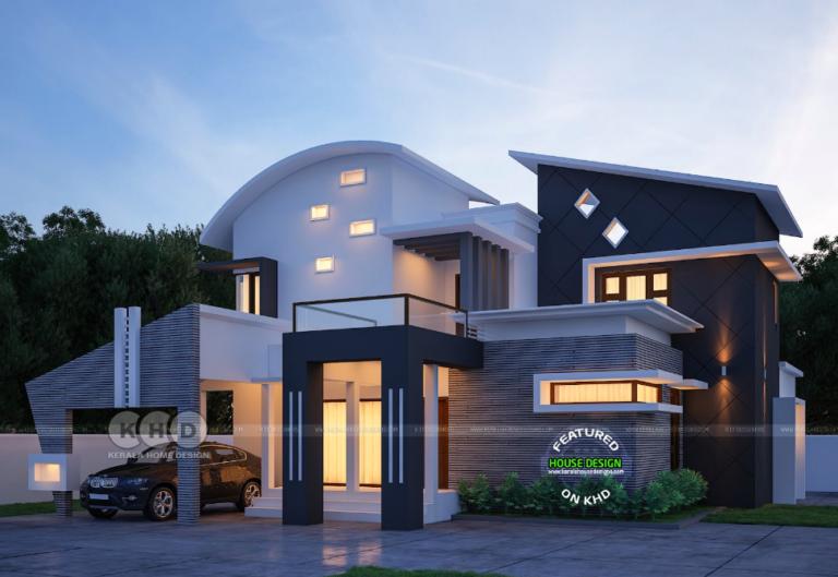 Spectacular Modern House Design Ideas To Mesmerize You Amazing Architecture Magazine Contemporary House Plans Kerala House Design Contemporary House