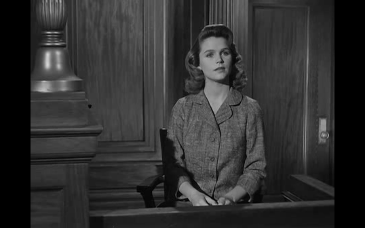 Lee Remick in Anatomy of a Murder. 1959 | At the Pictures - Screen 2 ...