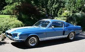 Shelby Gt Is One Of The Best Muscle Cars Mustang