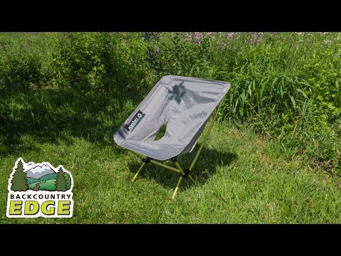 Helinox Chair Zero Youtube Zero Youtube Outdoors Adventure Awesome Gear