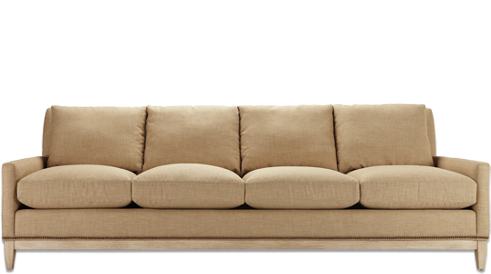 Find out how to make the most of your limited space. Arhaus: Dante Grand Sofa, color Oatmeal | Sofa ...