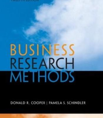 Business research methods 12 edition pdf business pinterest business research methods 12 edition pdf fandeluxe Image collections