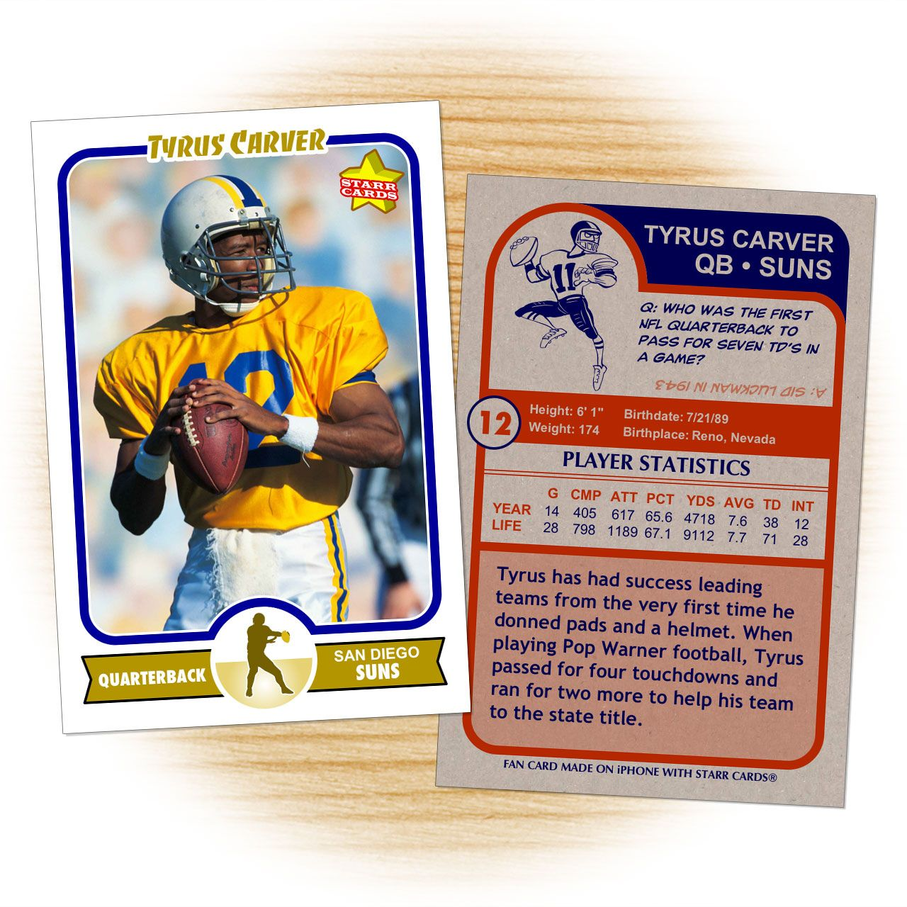 Football Trading Card Template Football Card Template From Pertaining To Soccer Trading Ca Baseball Card Template Football Trading Cards Trading Card Template