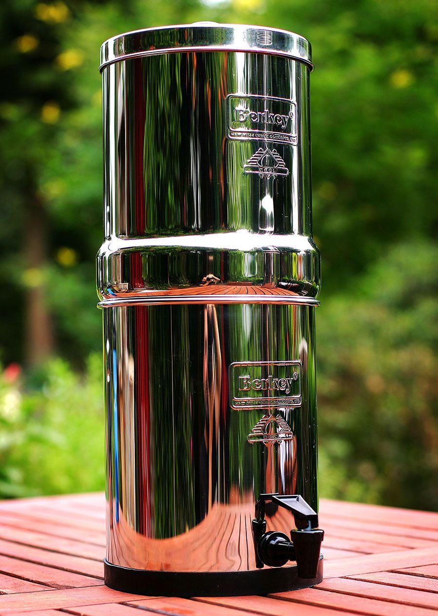 Berkey water filter Imperial !! Berkey, Berkey water