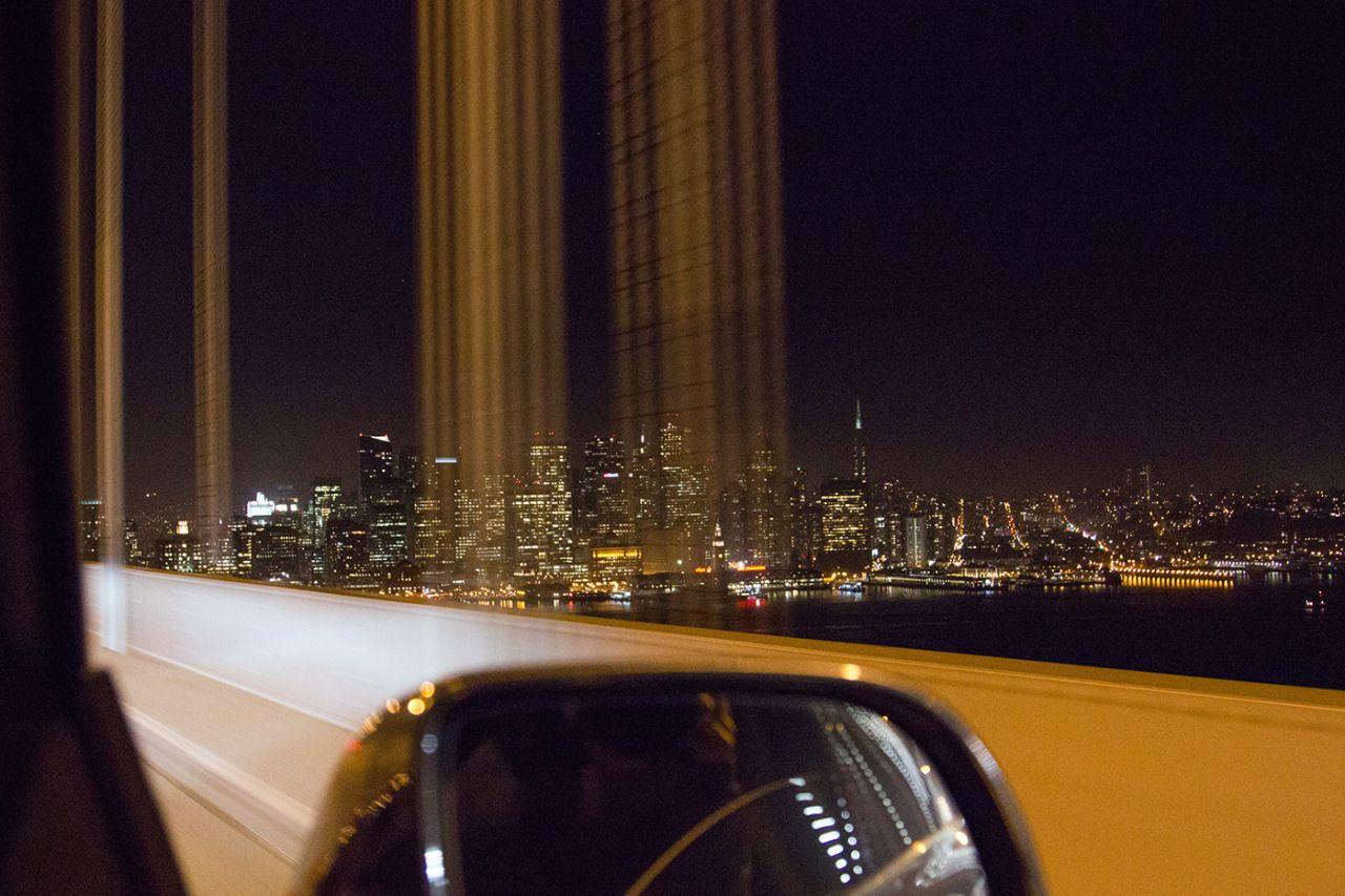 Passing bybright city lights - #area #bay #Bridge #california #fotografie #francisco #norcal #on #photographers #san #tumblr