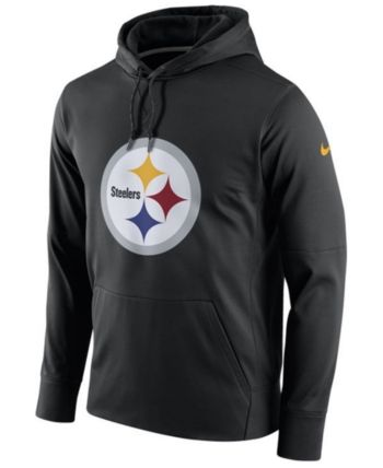 Nike Men's Pittsburgh Steelers Performance Circuit Logo Essential Hoodie & Reviews - Sports Fan Shop By Lids - Men - Macy's #sportclothes